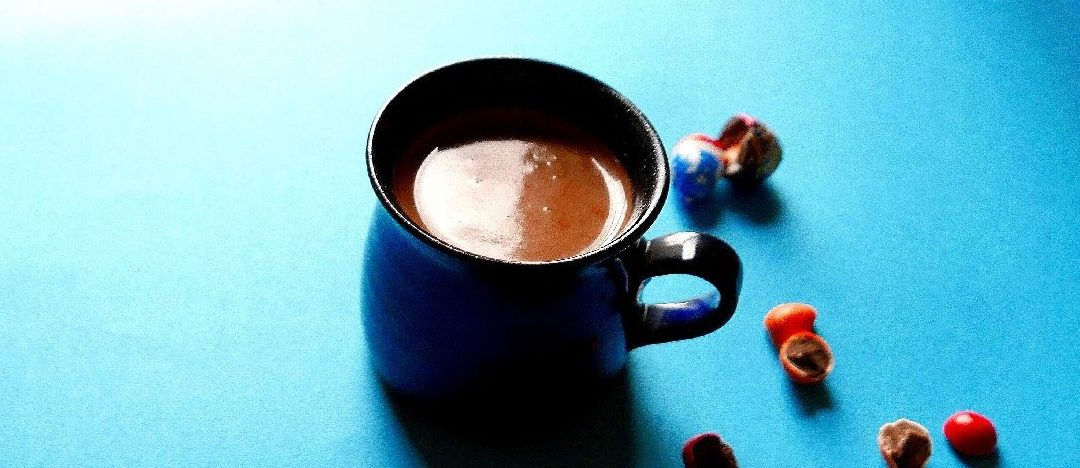 Leftover Easter Egg Hot Chocolate