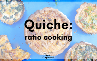 Ratio: Basic Quiche