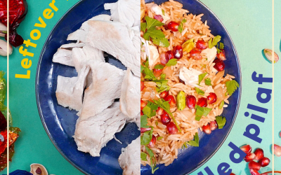Recipe: Turkey Pilaf